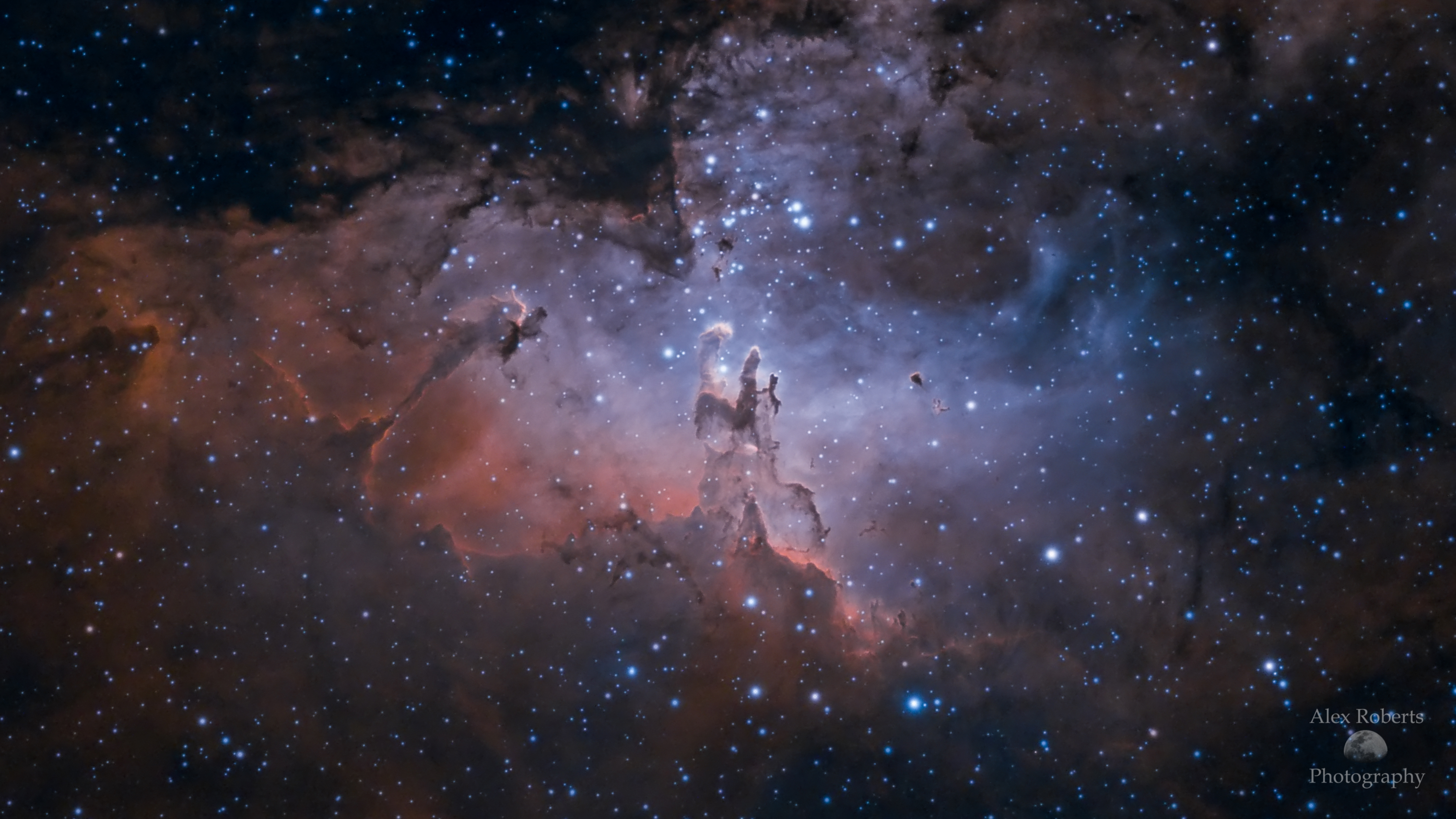 Eagle Nebula 071518 in Hoo Watermarked