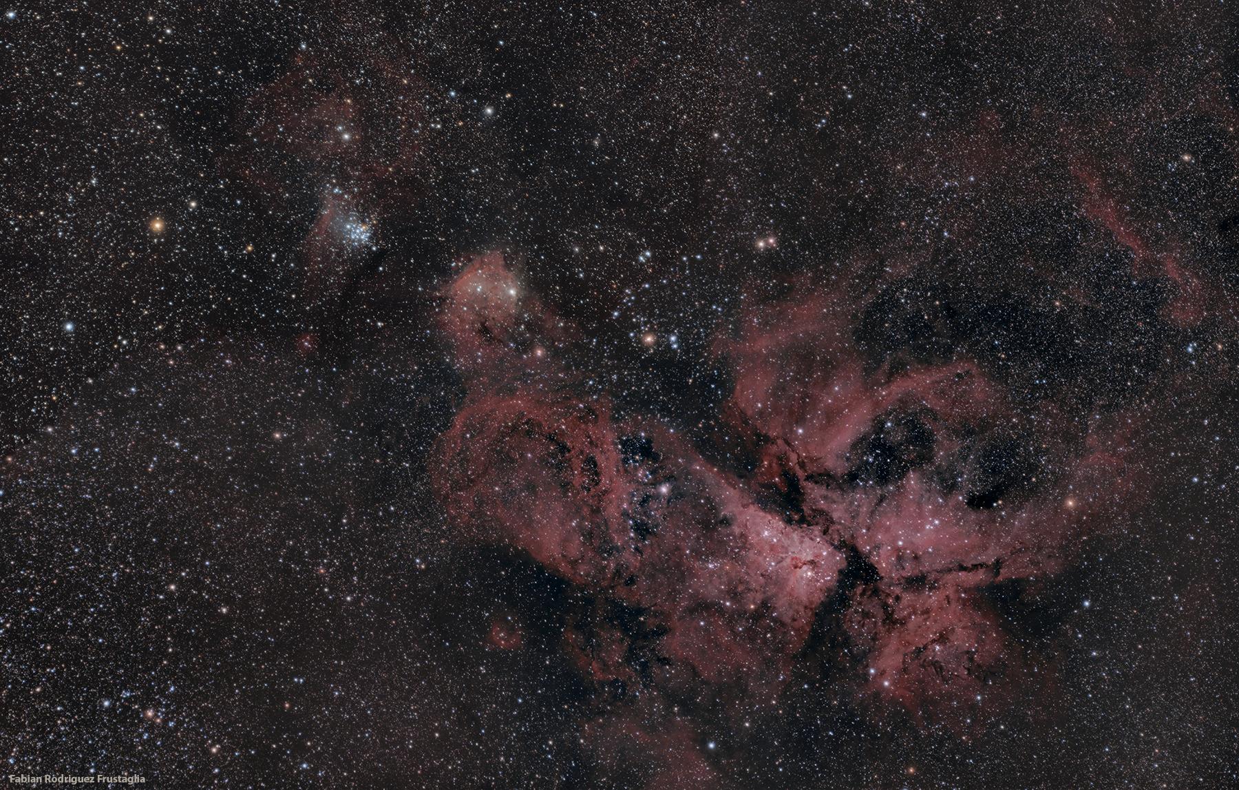 Carina Nebula Mosaic