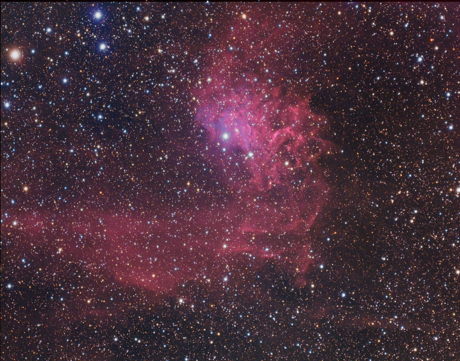 NGC2024 with QHY695A