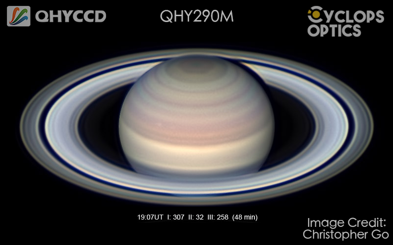Saturn with QHY290M