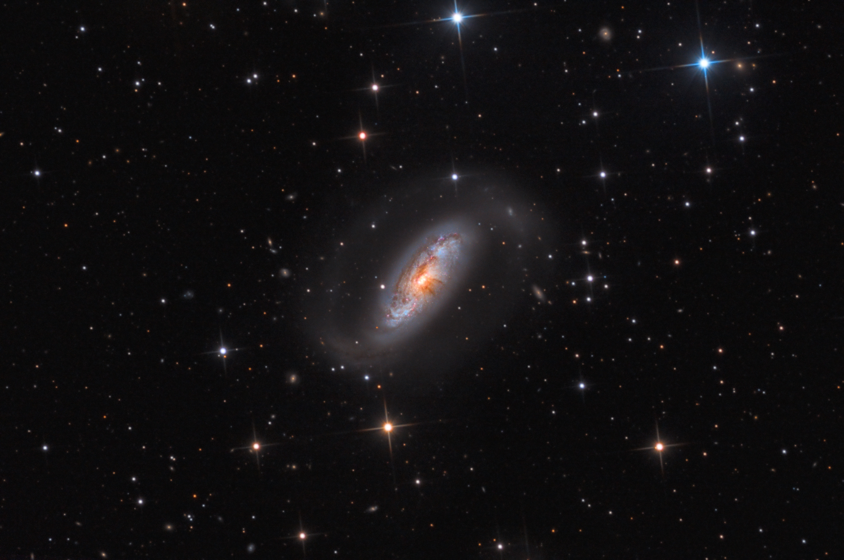 Star factory - NGC 1808
