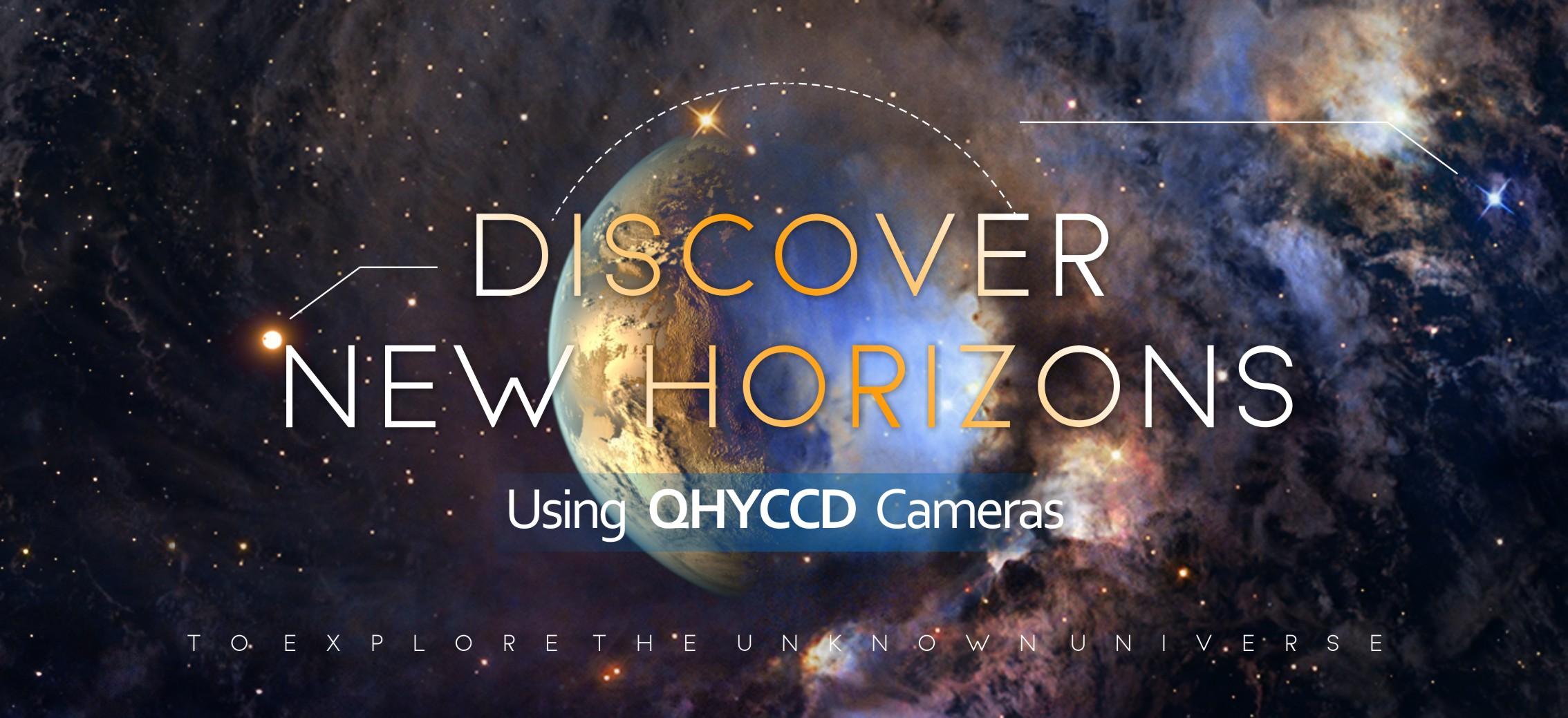 QHYCCD Astronomical Cameras