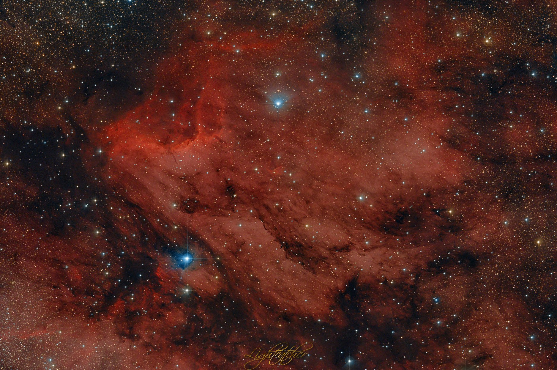 IC 5070 and IC 5067